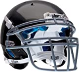 Schutt Sports DNA Pro+ Varsity Football Helmet, Black, Large