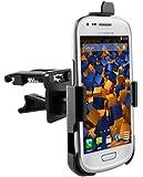 mumbi L�ftungsgitterhalterung Samsung Galaxy S3 mini Halterung / Galaxy S III mini L�ftungsschlitz Halterung