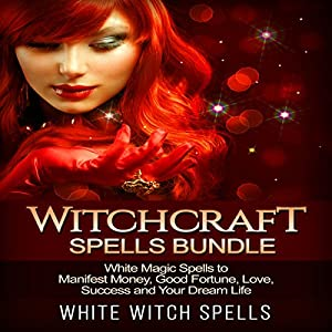 Witchcraft Spells Bundle Audiobook
