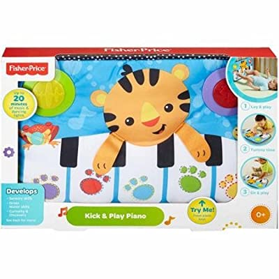 Fisher-Price Kick & Play Piano WLM by Home Comforts that we recomend personally.