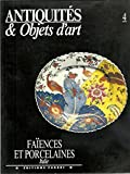 img - for Antiquites & Objets d'Arts Faiences et Porcelaines Italie book / textbook / text book