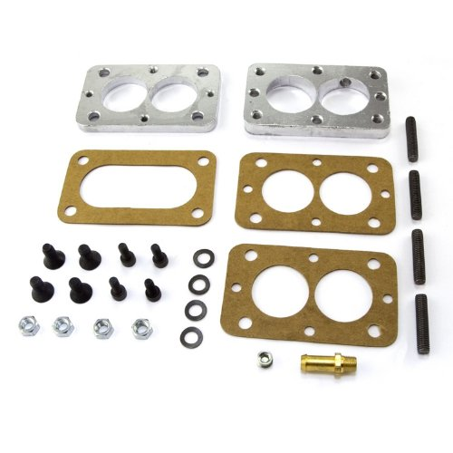 Omix-Ada 17704.03 Performance Carburetor Kit Adapter (1975 Jeep Cj5 Carburetor compare prices)