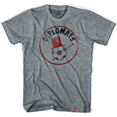 Washington Diplomats Soccer T-shirt