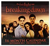 Breaking Dawn Calendar 2012