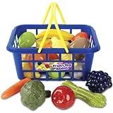 2 X CASDON Little Shopper Fruit and Vegetable Basket