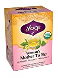 Yogi Teas Woman's Mother To Be, 16 Count (Pack of 6)