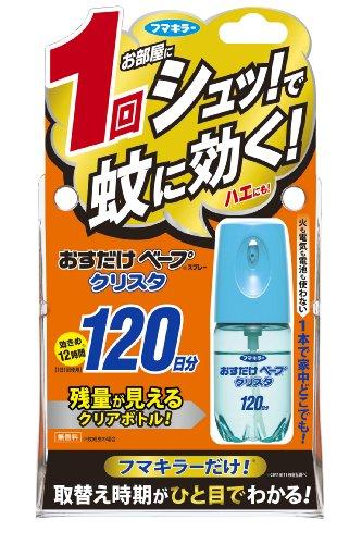 おすだけベープ クリスタ スプレー 120日分 【HTRC2.1】