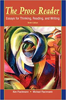 5th edition essay prose reader reading thinking writing