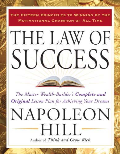 Napoleon Hill - The Law of Success