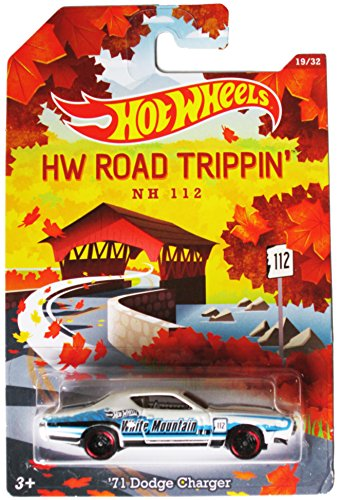 Hot Wheels Hw Road Trippin' NH 112 '71 Dodge Charger 19/32 - 1