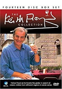 The Keith Floyd Cookery Collection (TV Chef, Travel) [DVD]