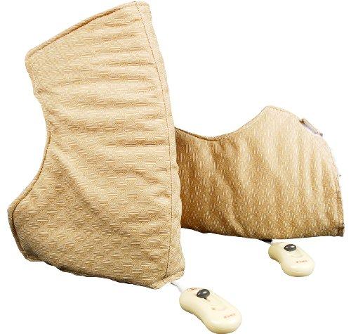 琴岛温泉泥疗电热护膝图片
