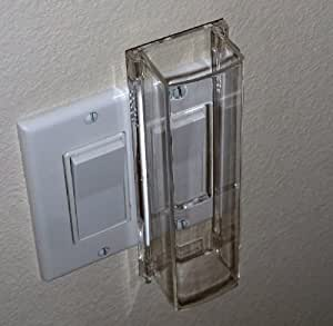 Buy Child Proof Light Switch Guard For Decora Rocker