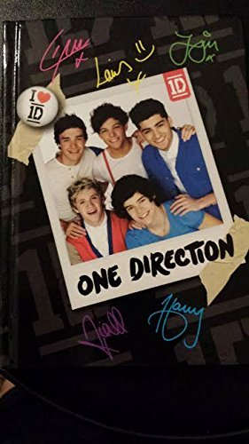One Direction Personal Dairy 5 X 7 with Bonus Stickers(great Gift for a Fan)