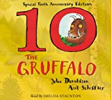 Julia Donaldson The Gruffalo 10th Anniversary Edition