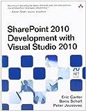 SharePoint 2010 Development with Visual Studio 2010 (Microsoft Windows Development Series)