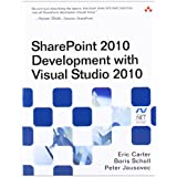 SharePoint 2010 Development with Visual Studio 2010 (Microsoft Windows Development Series) ~ Eric Carter