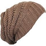 Mevina Damen Wollmütze in vielene Farben Wintermütze 100% Viskose Herbst / Winter