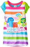 Disney Little Girls' Inside Out Full Of Emotions Nightgown