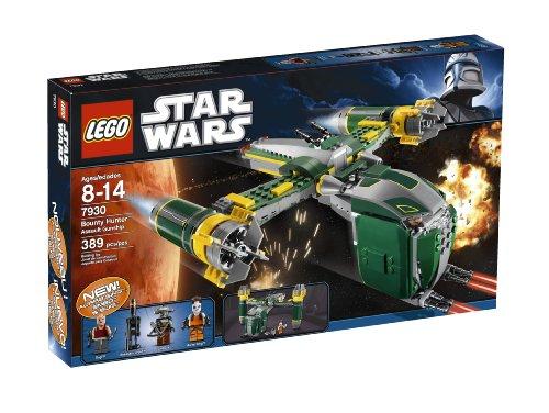 LEGO Star Wars Bounty Hunter Assault Gunship 7930