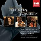 Beethoven: Triple Concerto & Schumann: Piano Concerto