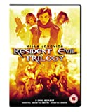 Resident Evil 1-3 Box Set (Resident Evil / Resident Evil 2 - Apocalypse / Resident Evil 3 - Extinction) [DVD] [2001]