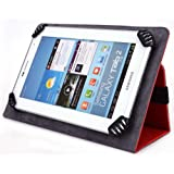 Dragon Touch R8 7.85 Inch Tablet Case - UniGrip Edition - RED - By Cush Cases