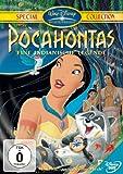 Pocahontas (Special Collection) [DVD] [1995]