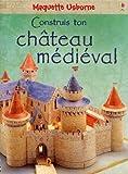 Construis ton chateau médiéval - nouvelle couverture