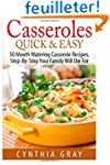 Casseroles Quick & Easy