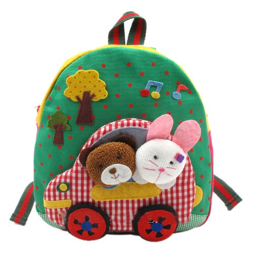 Cute Kawaii Baby Children's Backpack Bear and