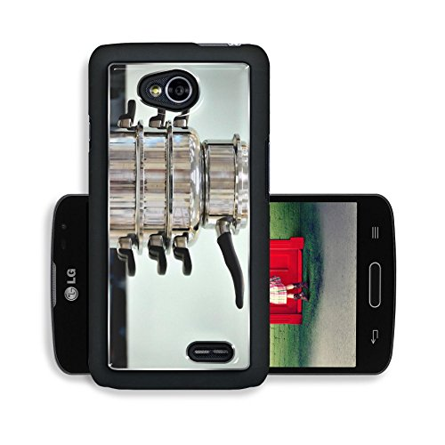 Liili Premium LG Optimus L70 Dual Aluminum Backplate Bumper Snap Case Pots Pans Cook Cooking Cookware Image 163888 (Dual Diamond Pot compare prices)
