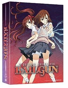 Toaru Kagaku No Railgun Certain Scientific 1 Pt 1 from Funimation Prod