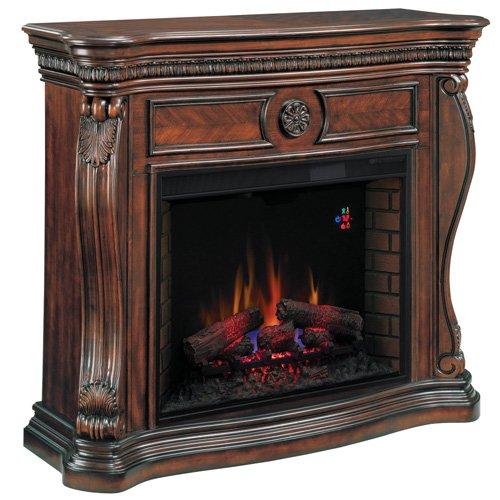"33"" Lexington Electric Wall Fireplace"