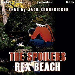 The Spoilers Audiobook