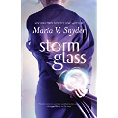 Storm Glass by Maria Snyder