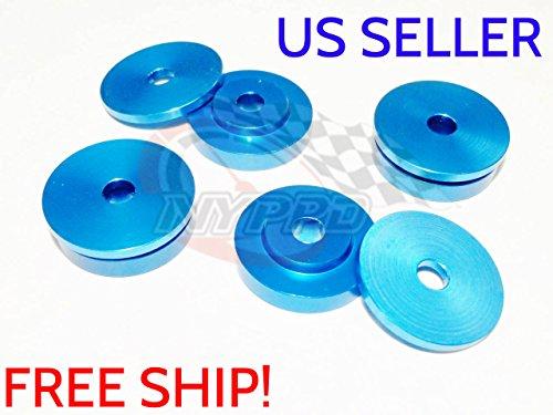 NYPPD Shifter Base Bushing Kit Mazda 3 Mazdaspeed 3 2007 2008 2009 07 08 09 Blue (Mazda 3 Bushings compare prices)