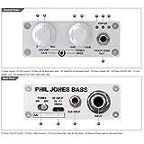 Phil Jones Bass BigHead Mobile Headphone Bass Amp/Preamp/Audio Interface with D/A Converter