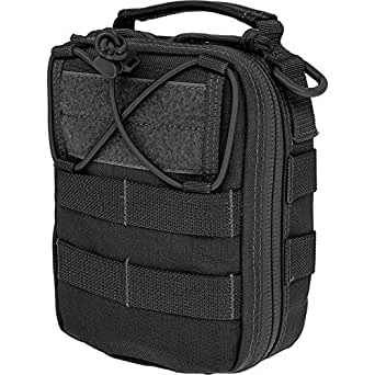 Maxpedition FR1 Combat Medical Pouch - Black
