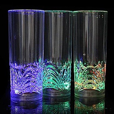 Ggb- Coway The Bar Dedicated Light-Emitting Led Night Light Straight Glass