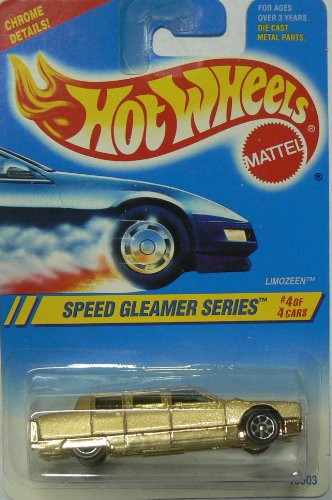 Hot Wheels 1994 Speed Gleamer Series- Limozeen #316 w/7SP