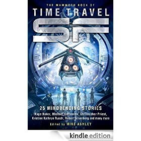 The Mammoth Book of Time Travel SF (Mammoth Books) by Mike Ashley