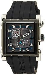 Titan HTSE 3 Analog Black Dial mens Watch - 1635KP01
