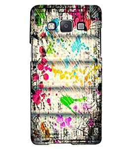 Citydreamz Back Cover for Samsung Galaxy E5