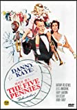The Five Pennies - Danny Kaye, Barbara Bel Geddes, Louis Armstrong (Import - NTSC Region Free)