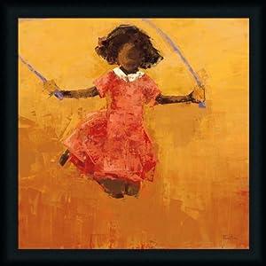 Jump No 5 By Becky Kinkead African American