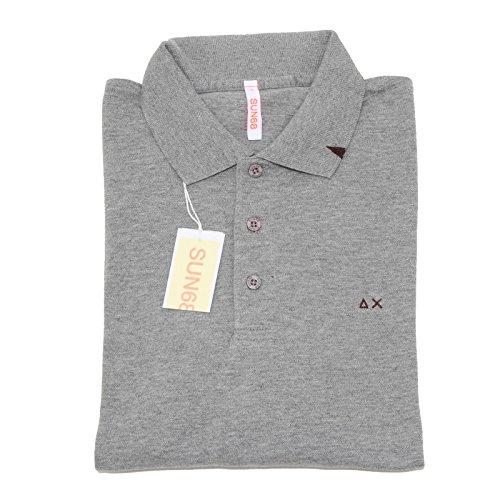 4315I polo uomo SUN 68 manica lunga maglie t-shirts men [S]