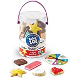 Learning Resources Take 10 Games Shape Finders Cookies