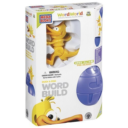 WordWorld Friends - Duck