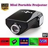 Gadget Hero's UC33+ Mini HD Multimedia LED Projector.